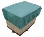 Laundry Cart Top Cover